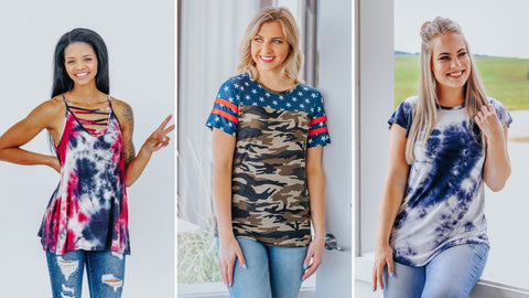 Patriotic Outfit Ideas