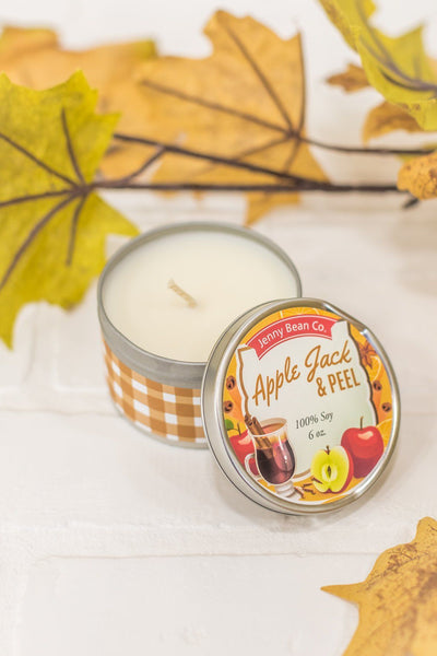 APPLE JACK & PEEL CANDLE