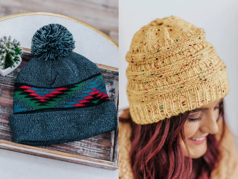 Fall Fashion Beanies