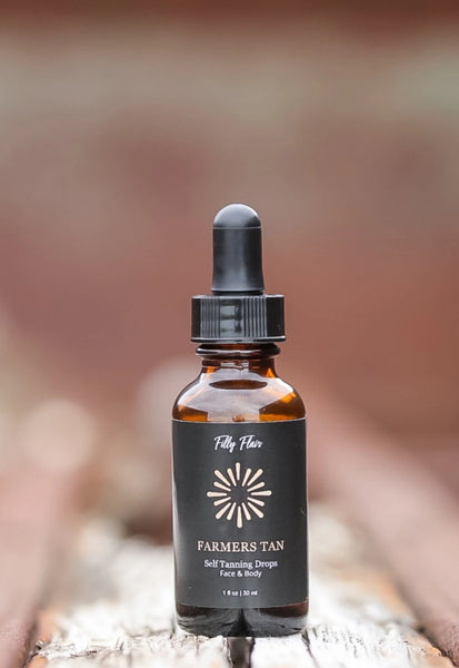 FARMERS TAN TANNING DROPS BY FILLY FLAIR