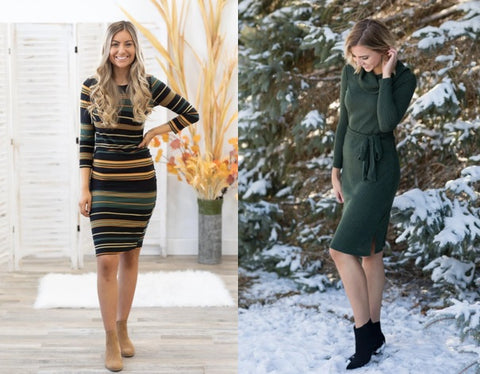 Female Fall Fashions