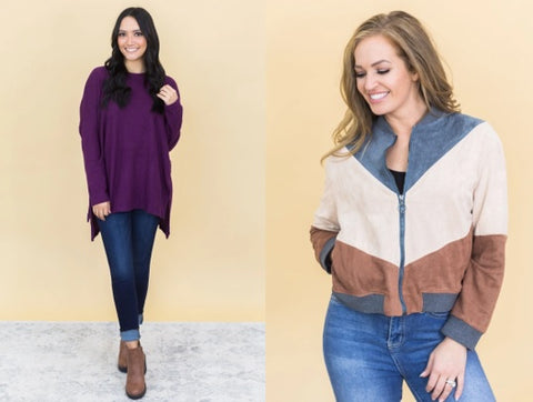 Filly Flair Women's Winter Fashion