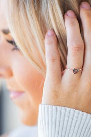 Letter Initial Ring