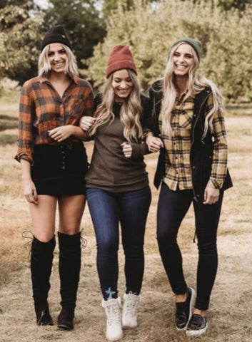 Women's Fall Fashions