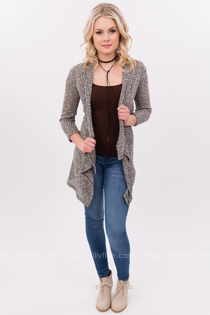 Fresh Air Cardigan