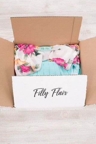 Filly Flair Style Box