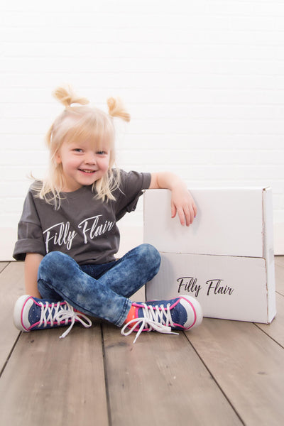 KIDS FILLY FLAIR BOX - Filly Flair