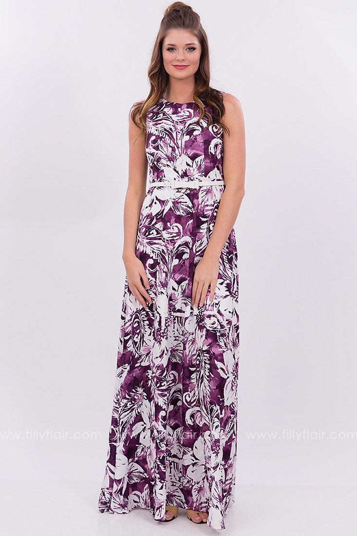 Divine by Design Dress with Belt - Exclusive