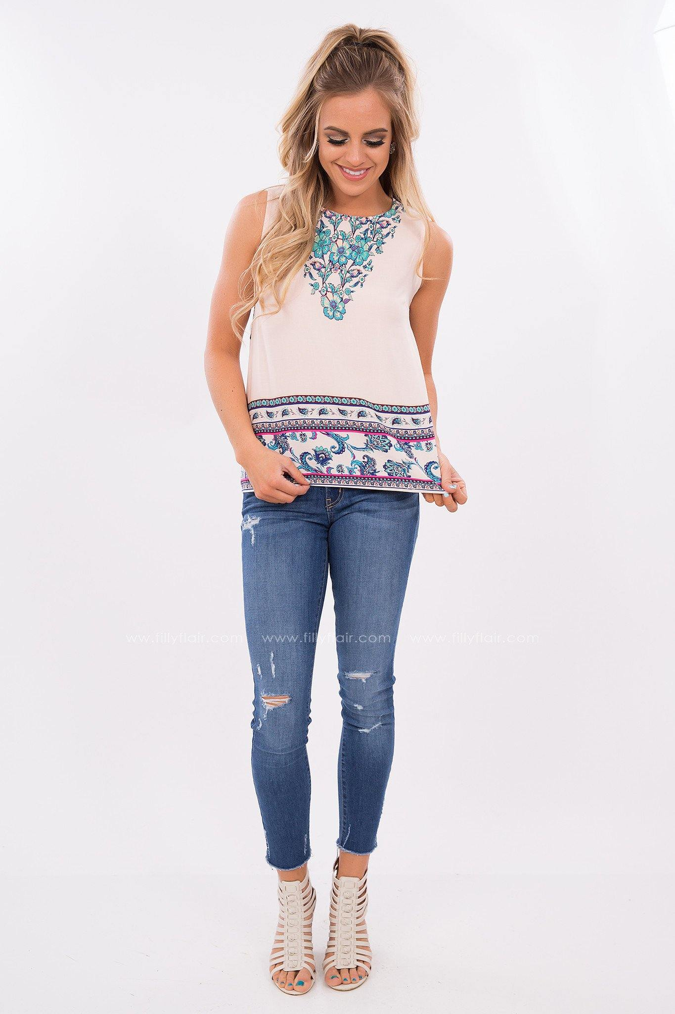 Boutique Tank Top