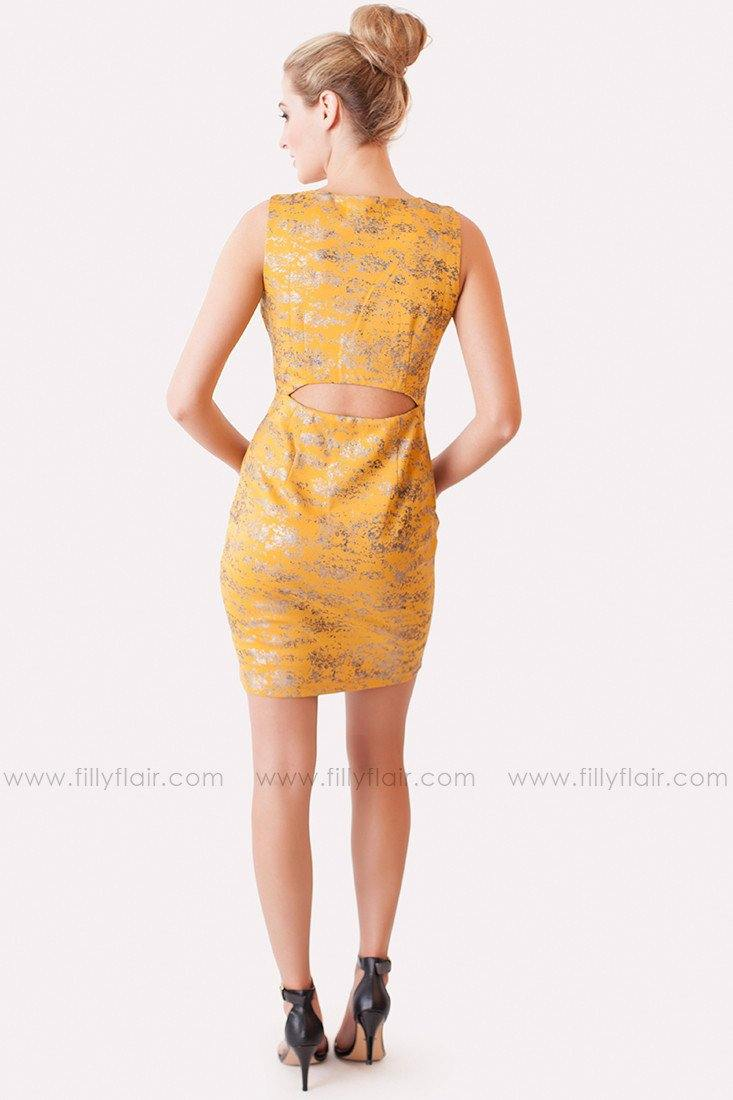 Gold Standard Sheath Dress