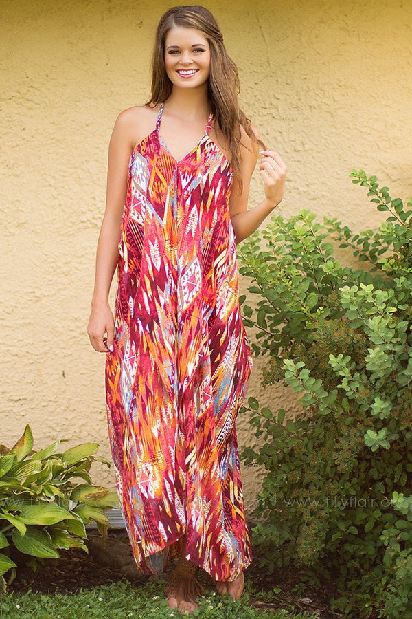 Arizona Love Printed Maxi - Exclusive