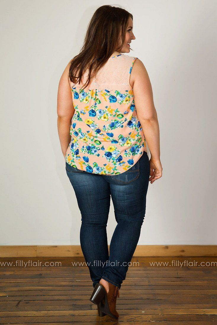 Sweetest Hope Floral Top
