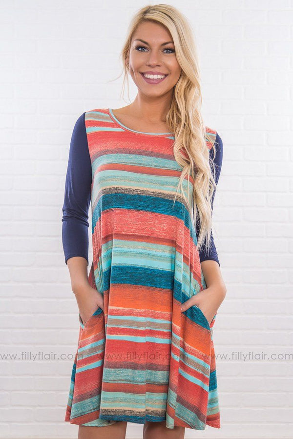 It's A Beautiful Sunset Tunic