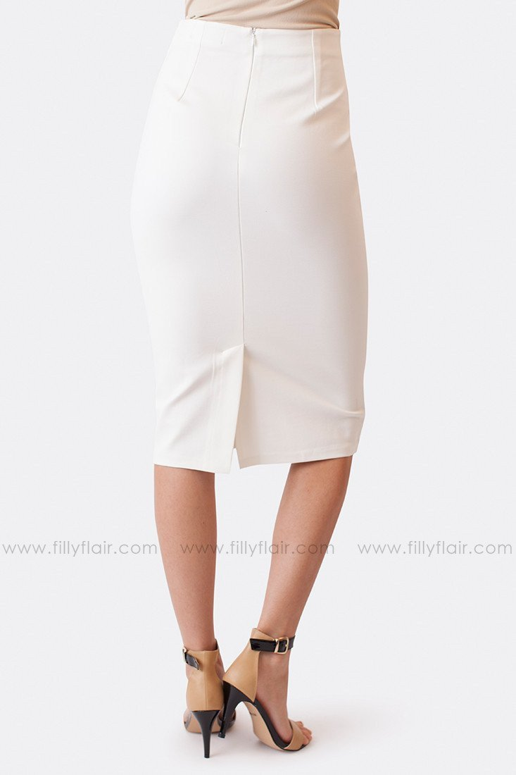 Right On Schedule Pencil Skirt
