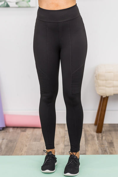 You're Perfect Leggings in Black - Filly Flair