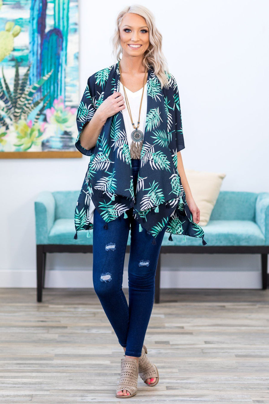ffe71b78f The #1 Women's Kimono Cardigan Boutique. Shop Our Selection! - Filly ...