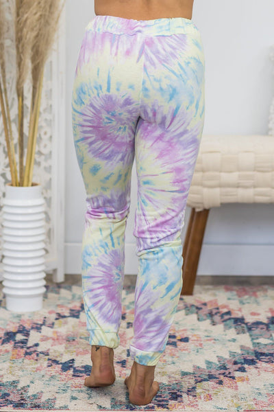 It's Fate Jogger In Tie Dye - Filly Flair