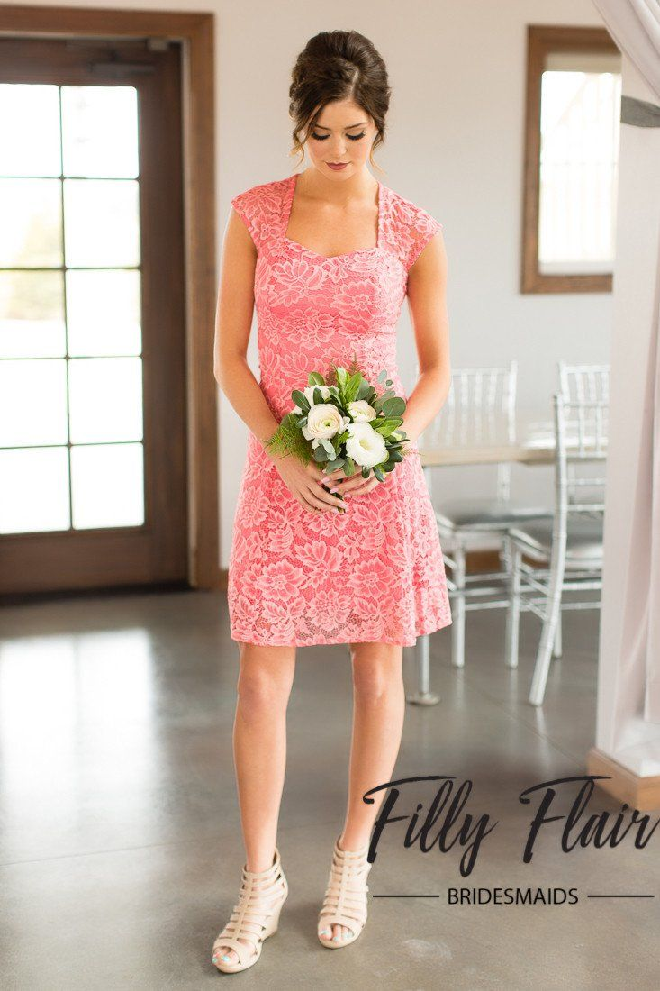 Lace Bridesmaid Dresses