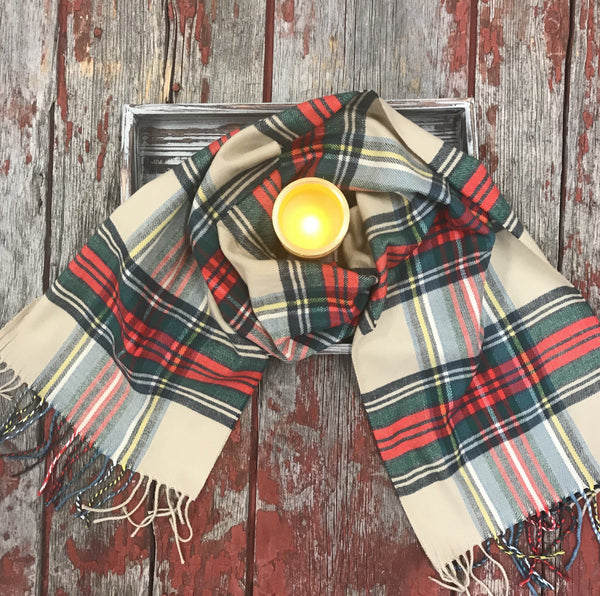 My Forever Plaid Scarf - Filly Flair