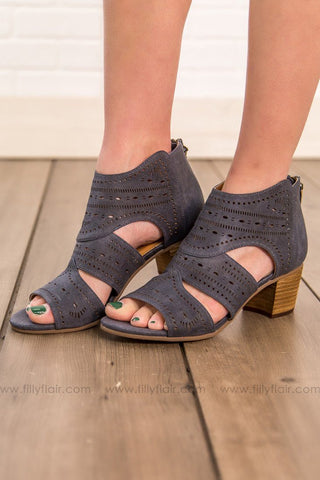 Not Rated Haida Heel In Black