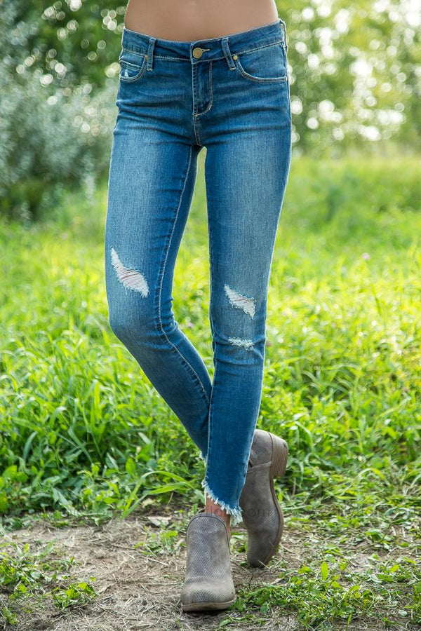 Articles of Society Columbia Jeans - Filly Flair
