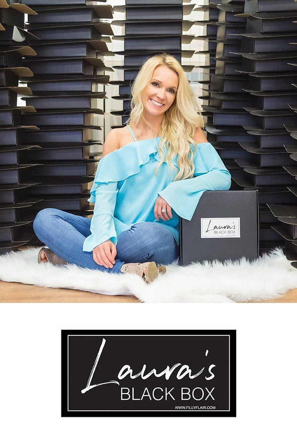 **Pre-Order** Laura's Black Box - February