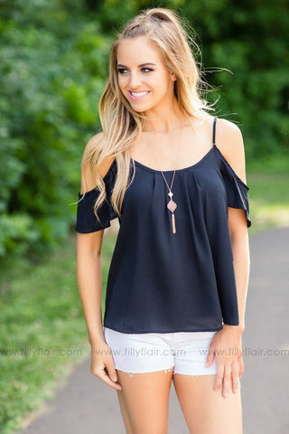 Black NikiBiki Tank Top
