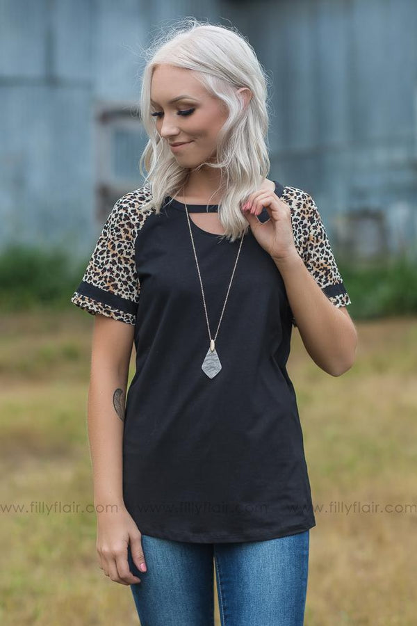A Step on the Wild Side Cheetah Top