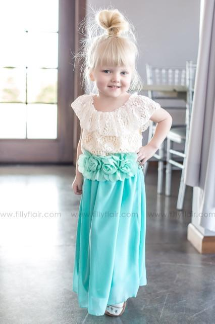 Kid's Easter Dress