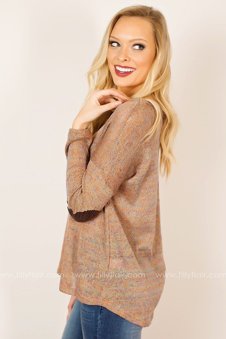Shrug It Off Drop Shoulder Sweater