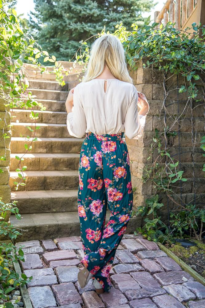 Call Me Pretty Floral Jumpsuit - Filly Flair