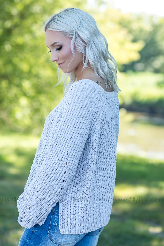 Favorite Cozy Days Chunky Sweater - Filly Flair