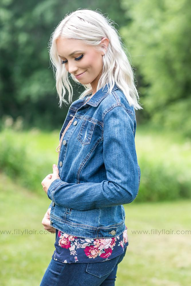 Good Company Denim Jean Jacket - Filly Flair