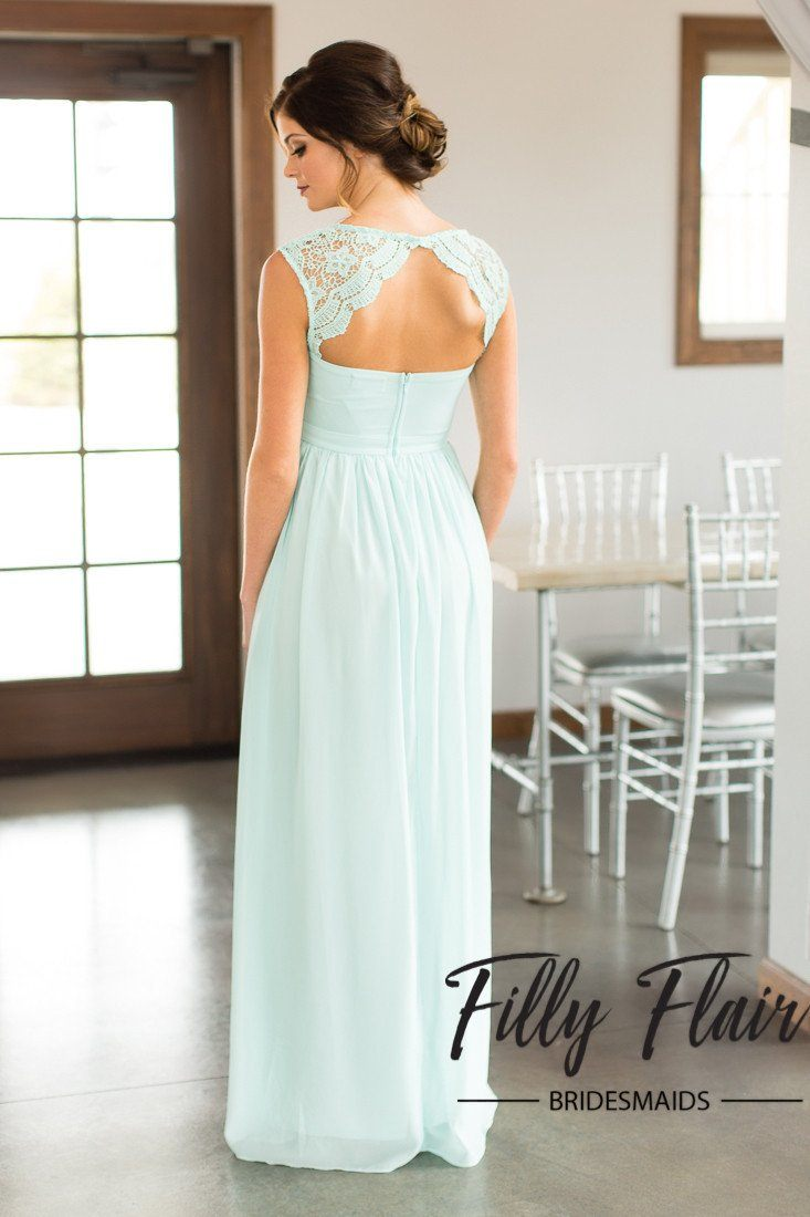 Affordable Bridesmaid Dress