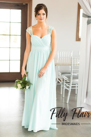 Dream Of You Criss Cross Dress in Baby Blue