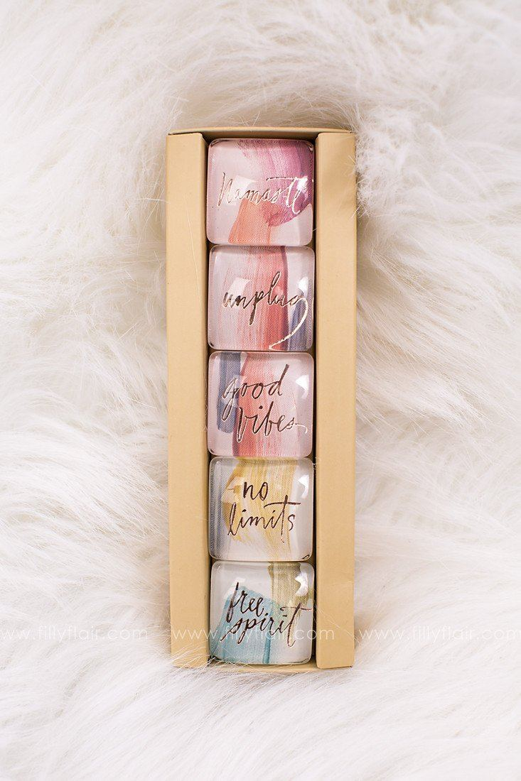 Free Spirit Magnet Set