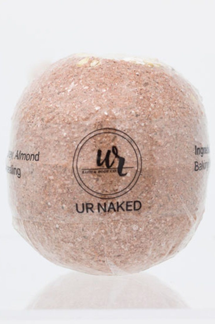 UR Naked Bath Bomb - Filly Flair