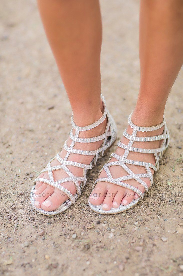 8006f779fee282 Not Rated Looking Good Sandal in Cream
