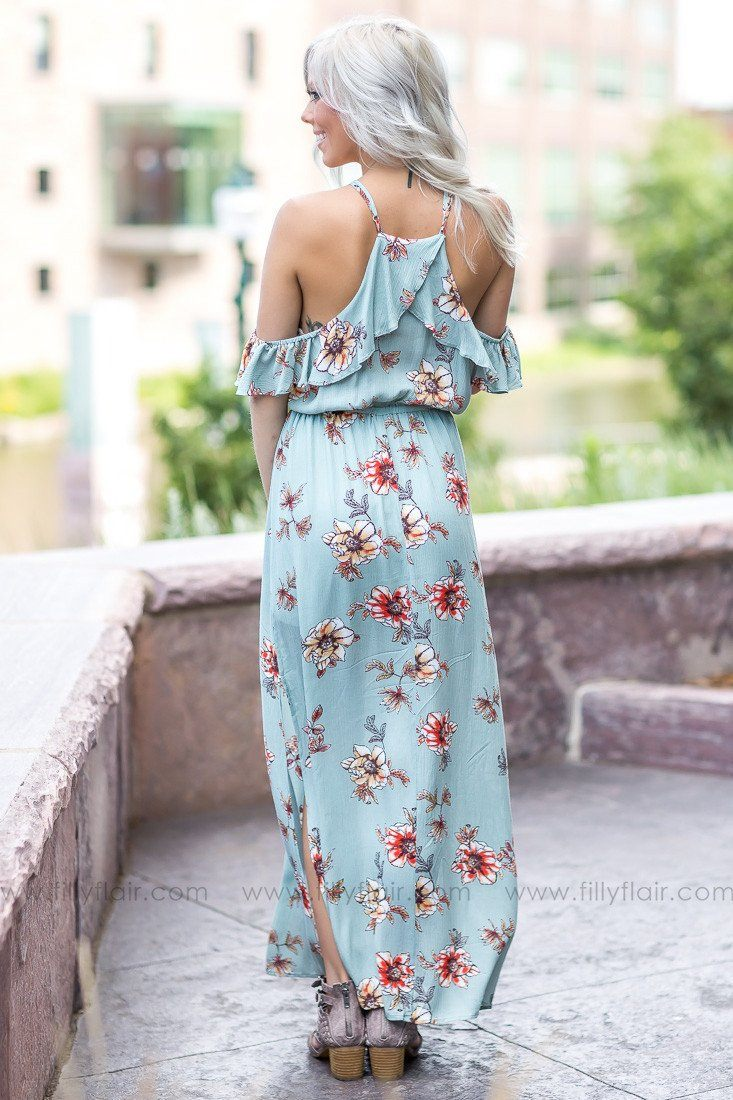 halter top maxi dresses