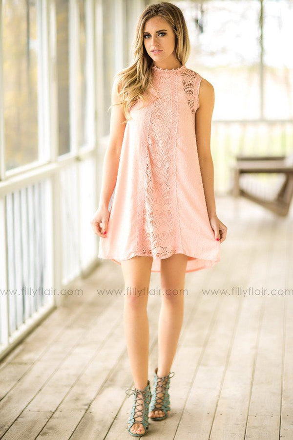 Hope in You Lace Dress