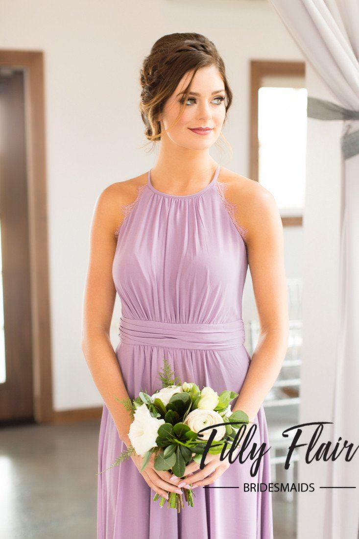 Adeline bridesmaid dress in lilac filly flair affordable bridesmaid dresses ombrellifo Choice Image
