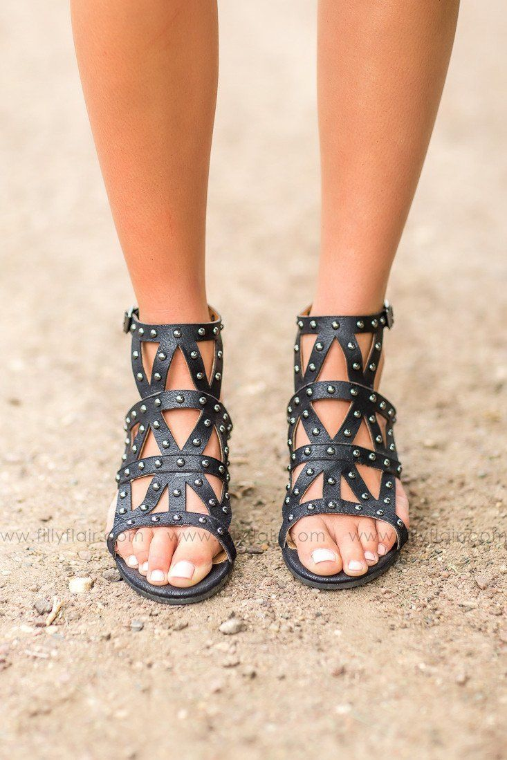 cute strappy sandals