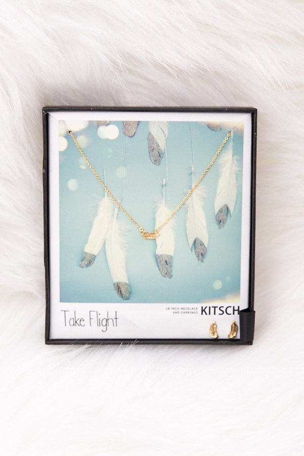 Kitsch Charm Set