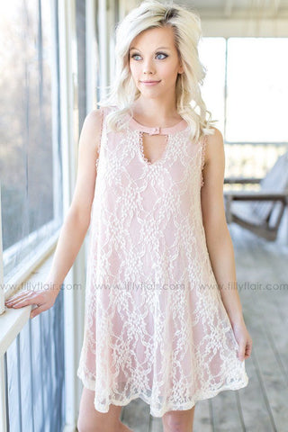 Celeste Bridesmaid Dress in Mauve