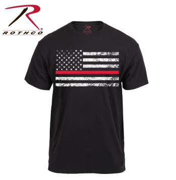 The Thin Red Line T-Shirt