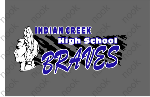 Indian Creek HS Braves