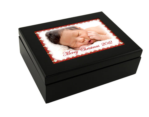 "Photo Keepsake Box, 6""x8"""