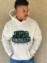 "Hoodie ""JussDominate"" Chenille Patch"