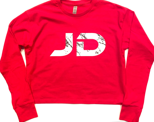 Women's JD LongSleeve Croptop