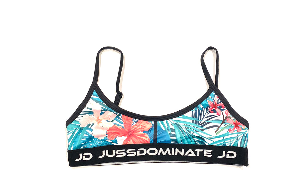 JD Miami Tropical Bra